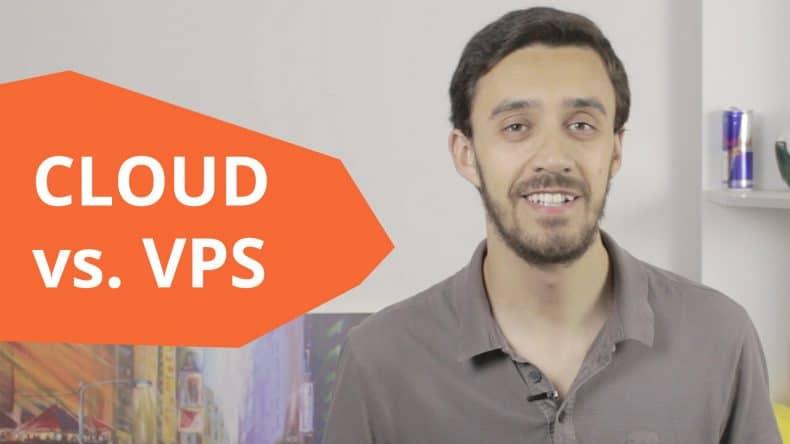 Diferença Entre Cloud e VPS