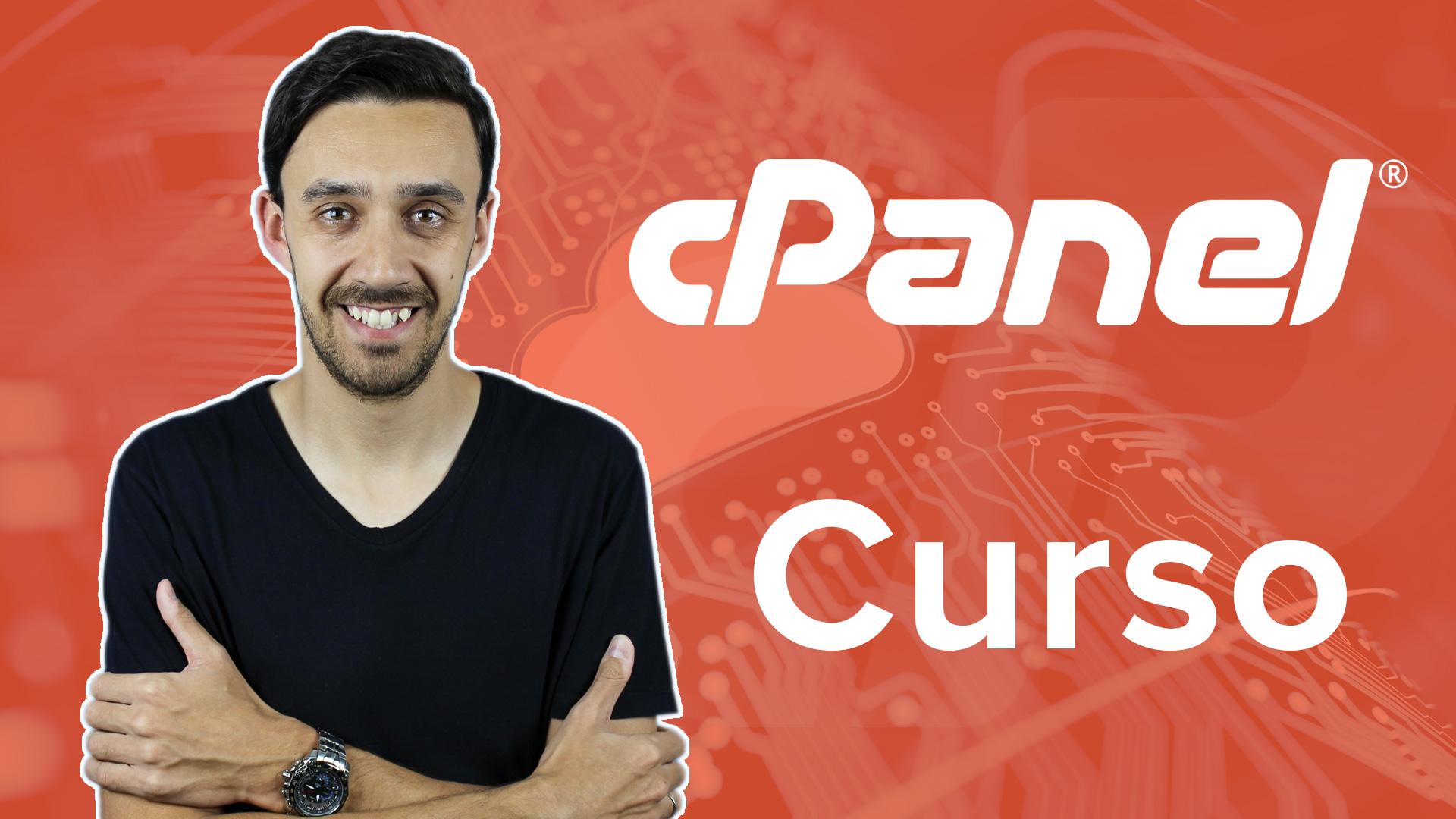 Curso de cPanel Online e Gratuito