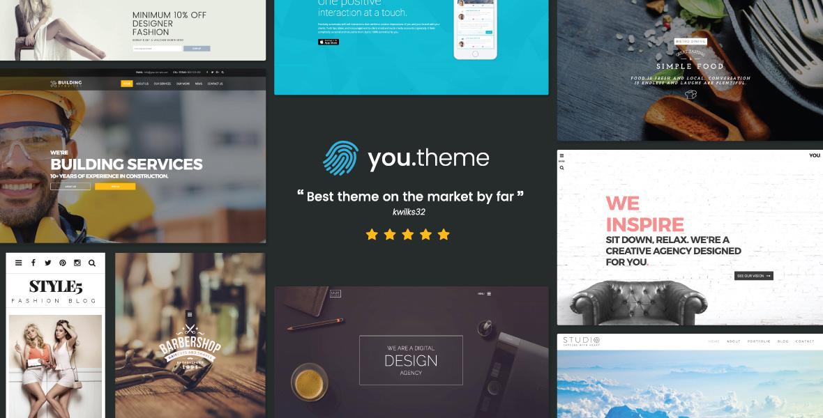 10 Templates WordPress Para Criar o Site da Sua Empresa
